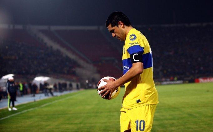 Riquelme, genç futbolculara kızgın!