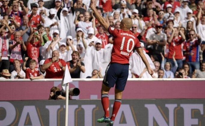 Arjen Robben: ''Kendimi 34 yaşında gibi hissetmiyorum''