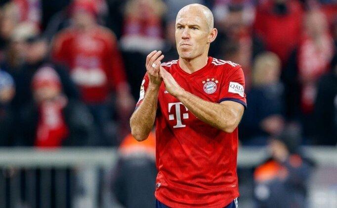 Arjen Robben için Groningen'den açıklama