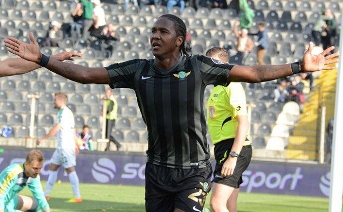 Akhisar'dan Rodallega transferi için resmi açıklama
