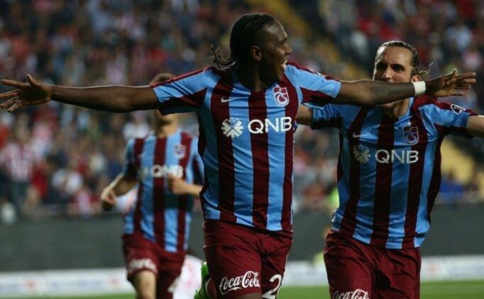 Yeni Malatyaspor-Trabzonspor! Muhtemel 11'ler