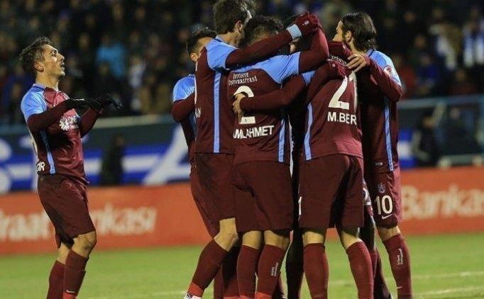 Gençlerbirliği-Trabzonspor! Muhtemel 11'ler