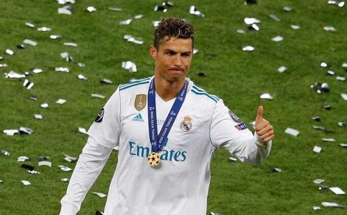 PSG'nin Cristiano Ronaldo hayali!