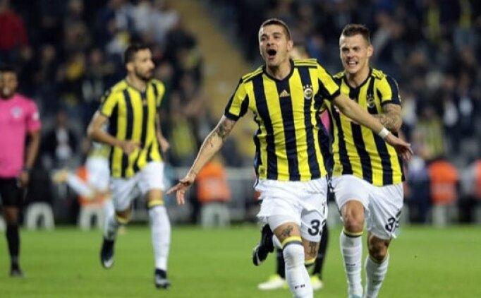 Fenerbahçe'de stoperlere yol göründü