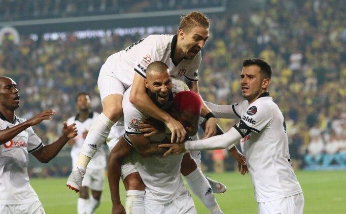 Fenerbahçe 1-1 Beşiktaş maçı özet görüntüleri goller izle
