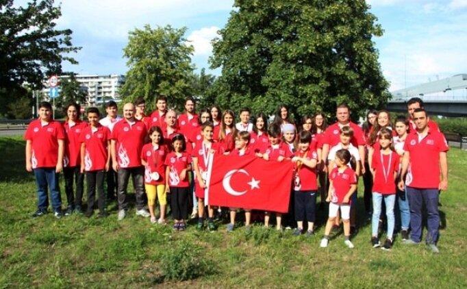 Satranç Genç Milli Takımı'ndan tarihi başarı