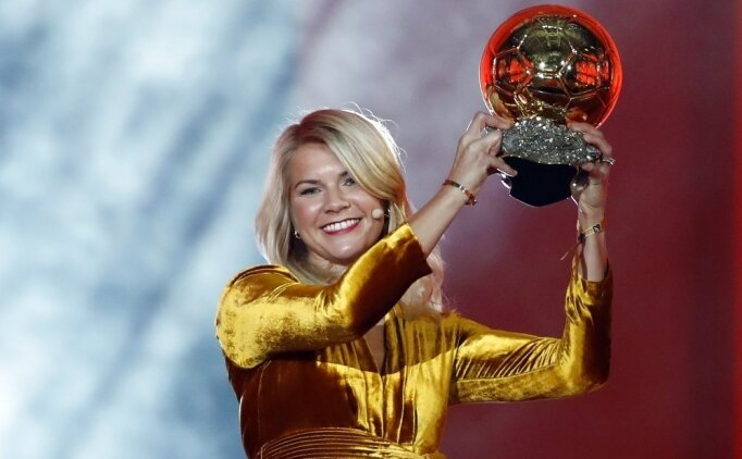 Ballon d'Or ödül töreninde skandal olay!