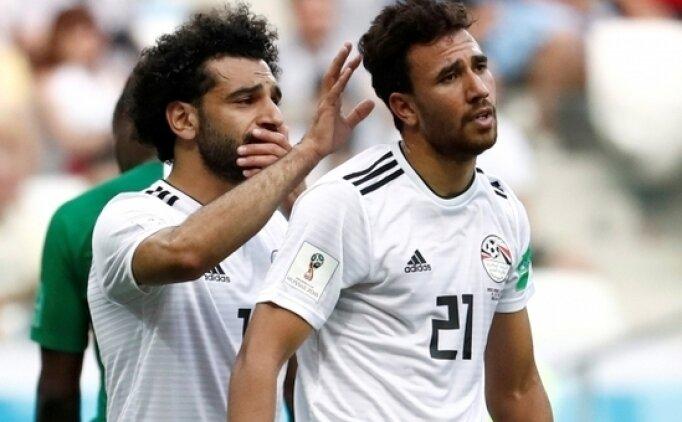 Muhammed Salah'tan Trezeguet'ye mesaj!