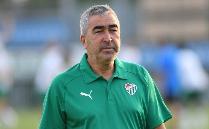 Samet Aybaba forvet transferini açıkladı