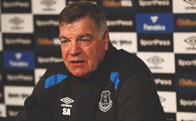Everton, Sam Allardyce ile yollarını ayırdı!