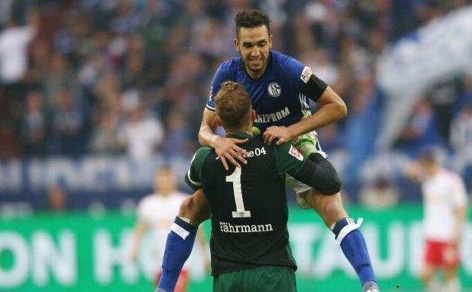 Schalke kaptanından Galatasaray açıklaması!