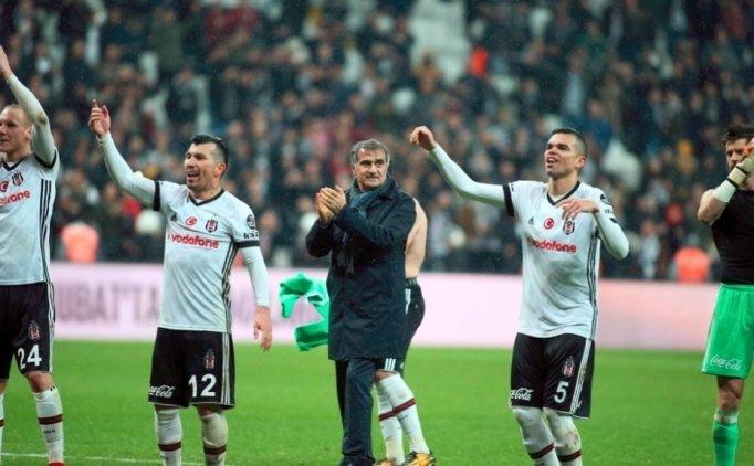 Beşiktaş taraftarı Konya'da yok!