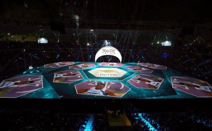 Akdeniz Oyunları'na Türkiye'den 356 sporcu