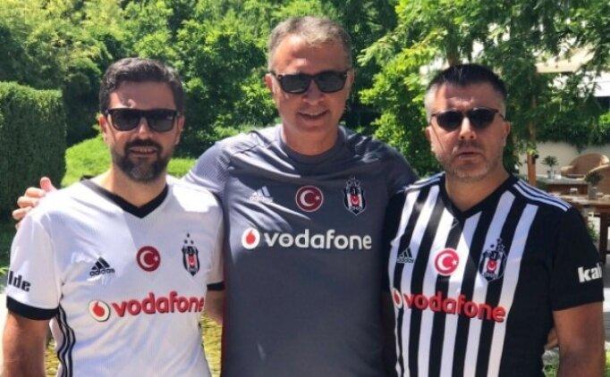 'Beşiktaş batıyor algısı yapılıyor'