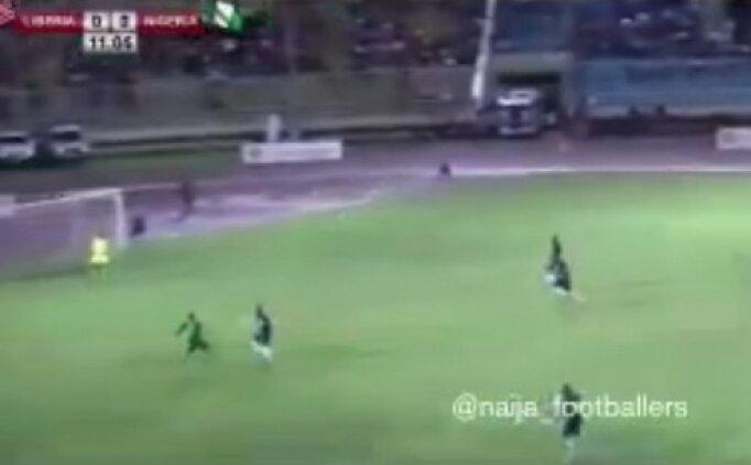 Henry Onyekuru'dan gol var! Harika attı