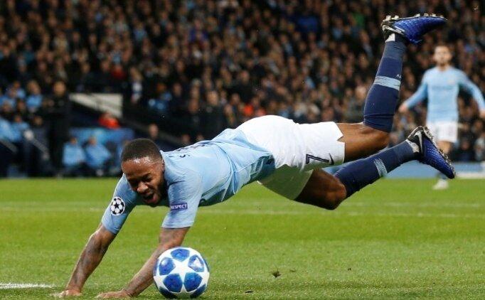Manchester City-Shakhtar maçında skandal penaltı kararı!