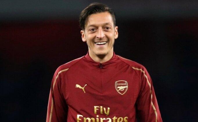 Mesut Özil: 'Kariyerimi bitirmek istediğim kulüp...'