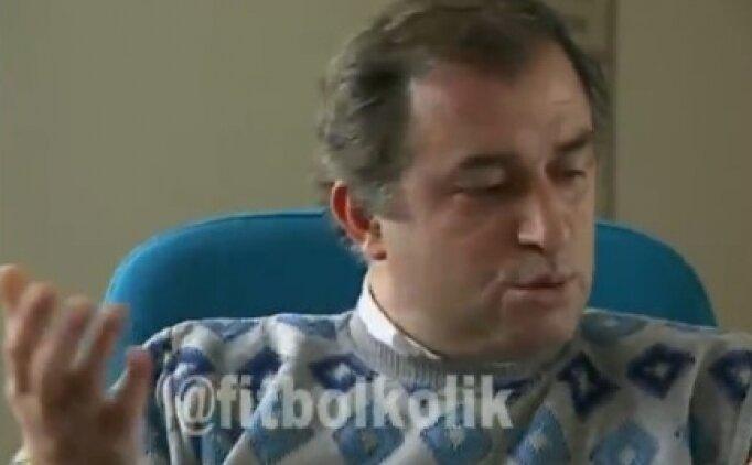 Fatih Terim'den Hıncal Uluç'a: 'Yahu sen kimsin, nesin!'