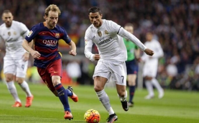 Ivan Rakitic: 'Ronaldo ayrılırsa mutlu olurum'