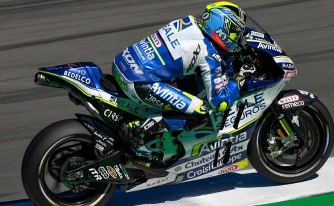 Moto GP heyecanı Almanya'da