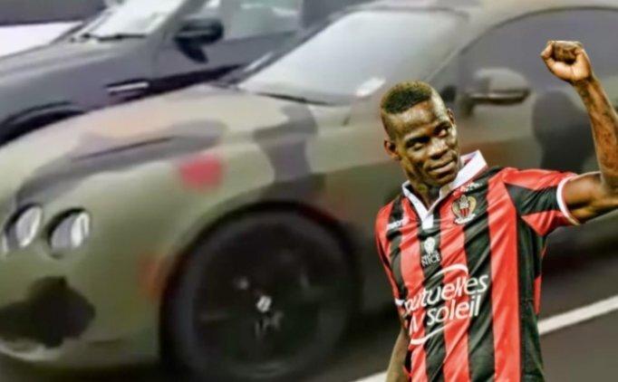 Arabayı almak için 2 gol attı, hemen çarptı!