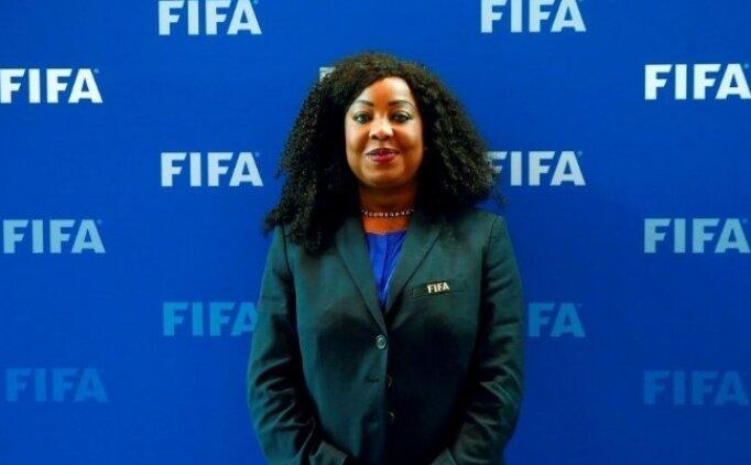 FIFA'dan İranlı kadınlara destek
