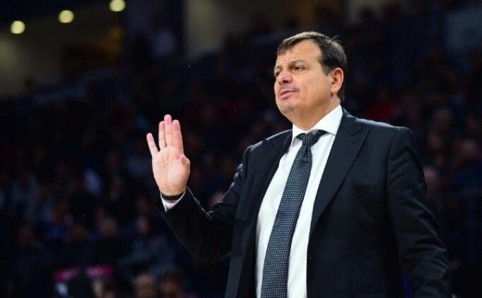 Ergin Ataman: ''Kazanmayı hak ettiler, kutluyorum''