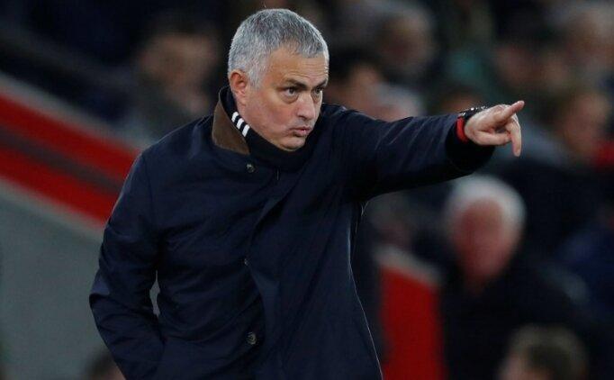 Jose Mourinho ayrılacak mı? Açıkladı