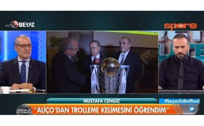 Mustafa Cengiz: 'Fenerbahçemizin şampiyon olmasını isterdim'