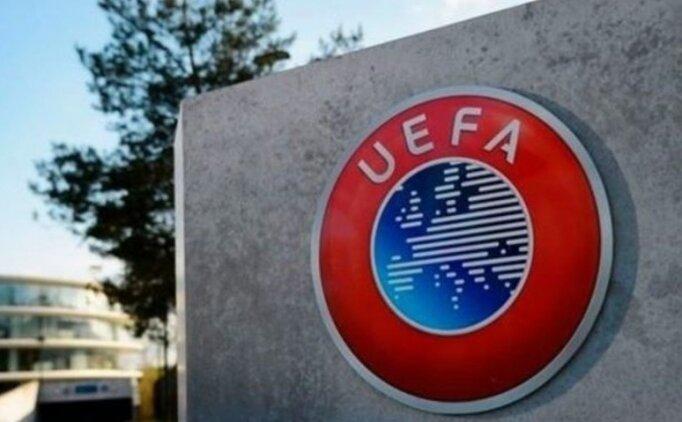 UEFA'dan Beşiktaş, Fenerbahçe ve Trabzonspor'a müjde