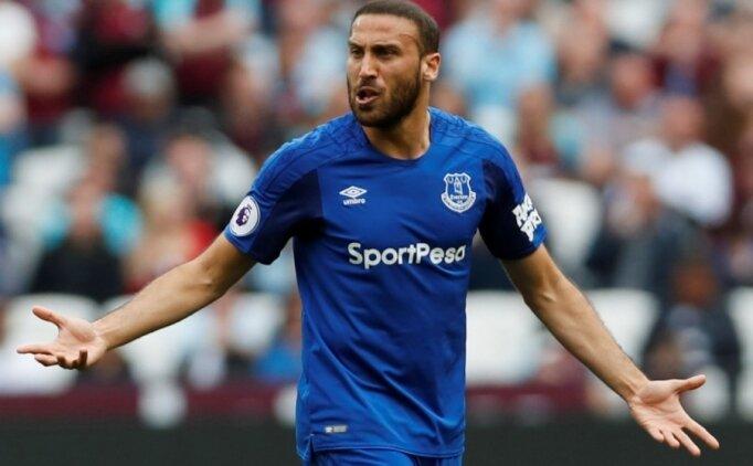 Cenk Tosun'un golü gelmedi, Everton puansız bitirdi