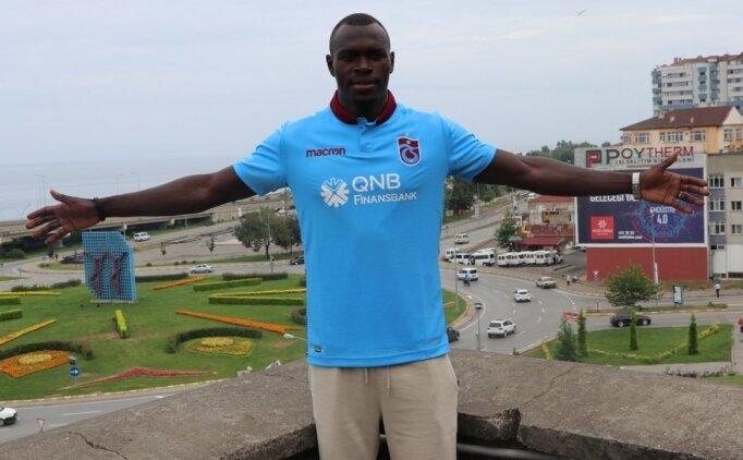 Trabzonspor'un yeni transferi Türkiye'de çok mutlu