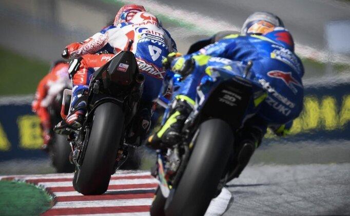 Moto GP'de heyecan Tayland'da sürecek