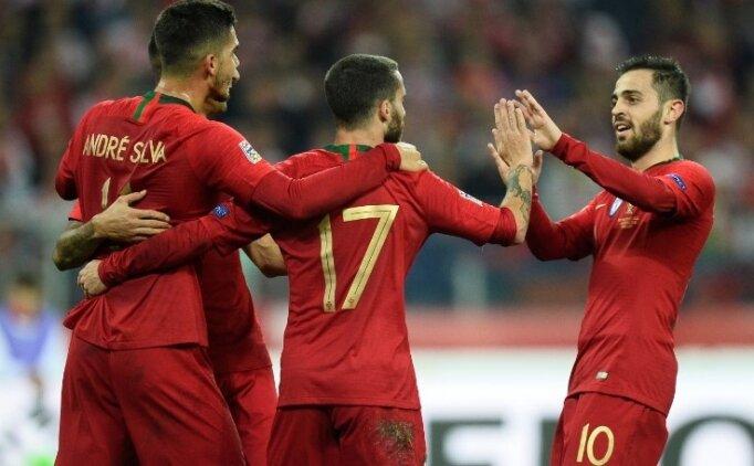 Portekiz, Polonya'yı da tanımadı! Kayıp yok