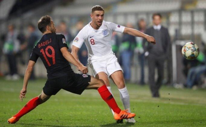 Hırvatistan'da yıldızlar sustu! Sessiz maç...