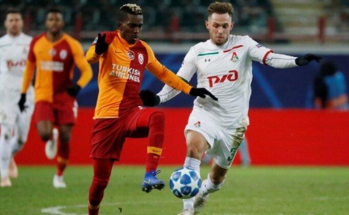 Rybus: 'Galatasaray'a daha fazla atabilirdik'