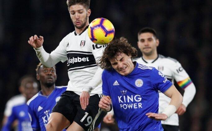 Çağlar 90 dakika oynadı, Leicester 1 puan aldı!
