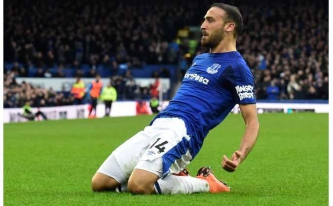 Cenk Tosun'dan yine gol var! Everton'da açılıyor...