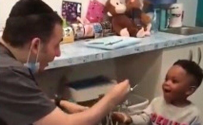 Dünyanın en yetenekli dişçisi