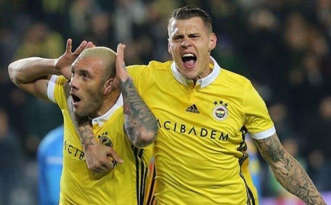 Fenerbahçe'de Martin Skrtel'den transfer cevabı