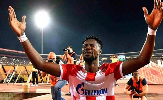 Galatasaray'ın derbide izlediği golcü; Richmond Boakye