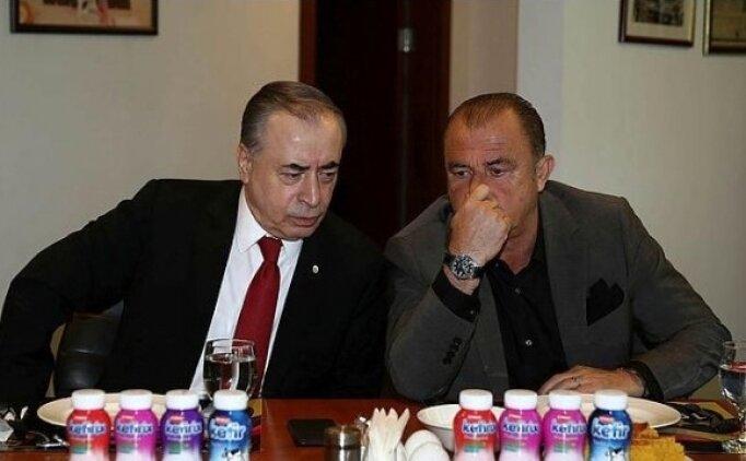 Fatih Terim ve Mustafa Cengiz 2. kez PFDK'da!