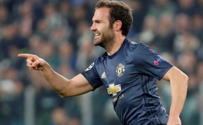 Manchester United'dan 3 dakika geri dönüş! Juventus...