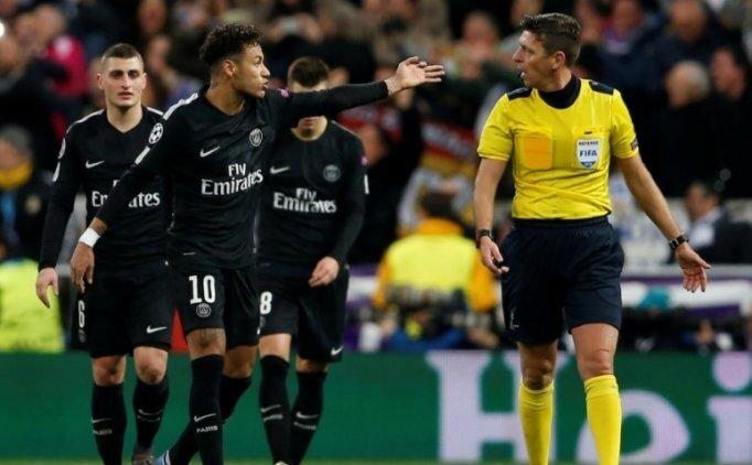 PSG'den UEFA'ya hakem göndermesi!
