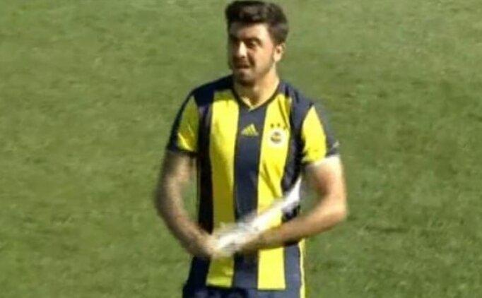 Ozan Tufan Fenerbahçe - Beşiktaş U21 maçında ortaya çıktı