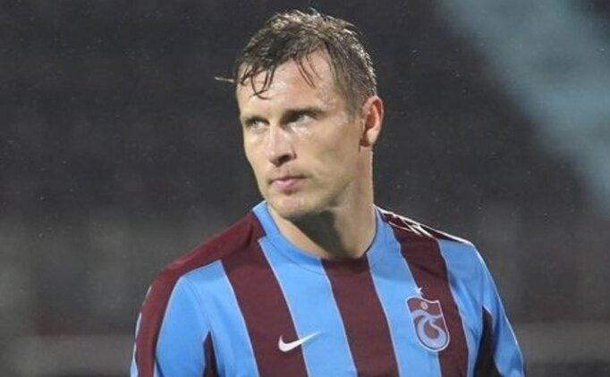 Trabzonsporlu Durica ülkesine dönüyor