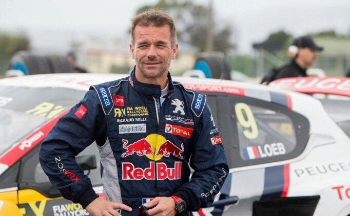 Sebastien Loeb ralli parkurlarına dönüyor