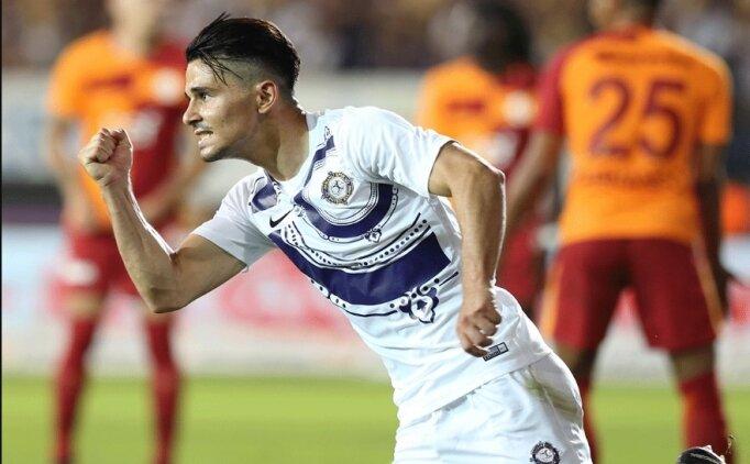 Galatasaray'da Fatih Terim'in ilk transfer hedefi