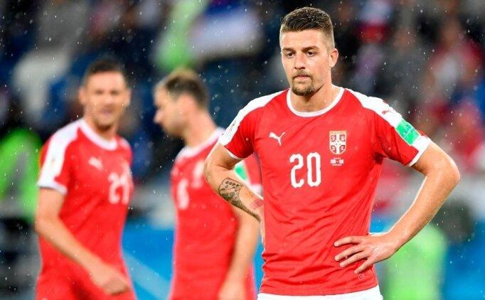 Milinkovic-Savic: 'Benim rolümü yanlış biliyorlar'