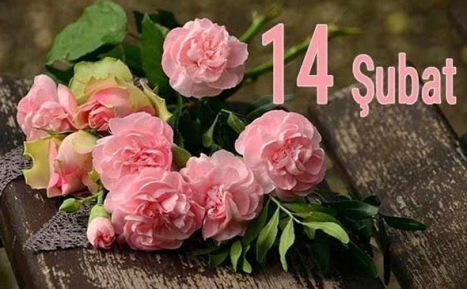 Sevgililer Günü mesajları, Sevgililer Günü hediyeleri, 14 Şubat'a özel paylaşımlar
